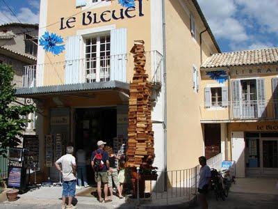 Librairie Le Bleuet Banon