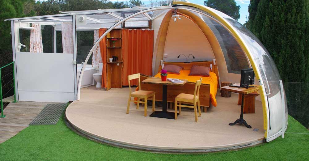 Gte Bulle Vente Hbergement Insolite pour Gtes Campings Chambres dhtes