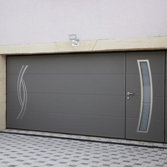 Portes De Garage Basculantes Giteau
