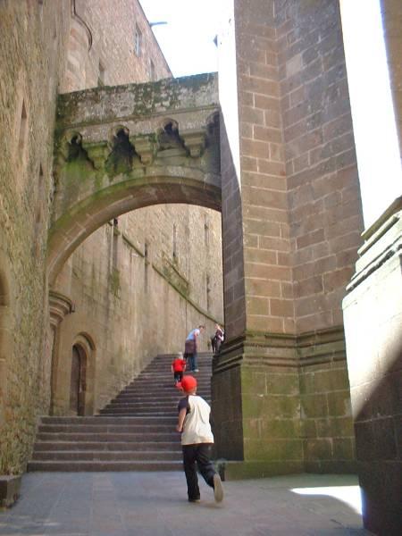 Mont SaintMichel  Historic 11th century UNESCO World