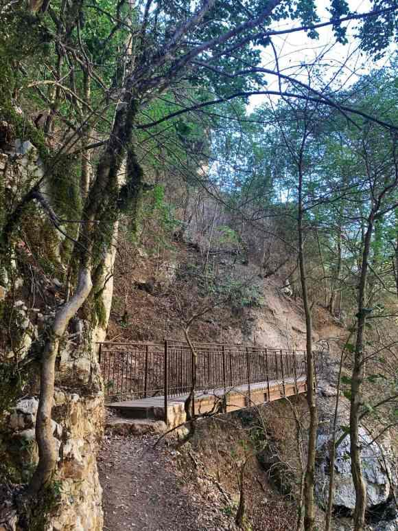 trekking nelle gole del verdon