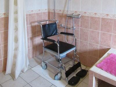 Gite Handicap Location Accessible En Fauteuil Roulant