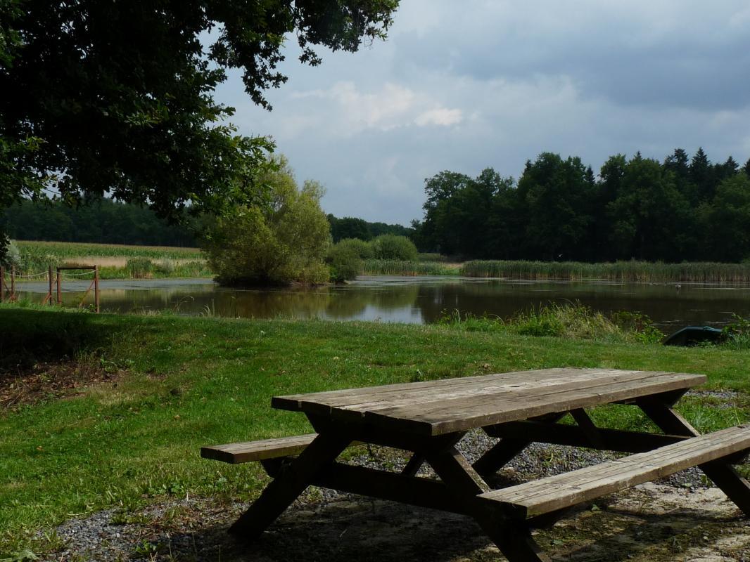 Location De Vacances Gte Paray Le Fresil Dans Allier En