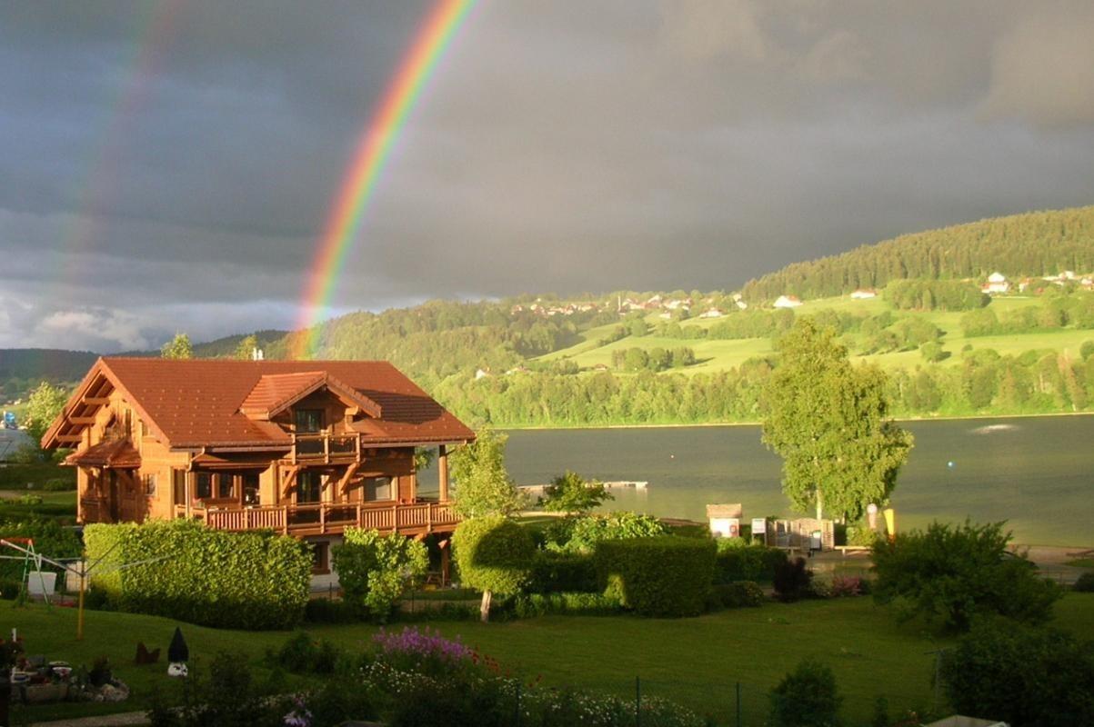 Le Chalet Du Lac Location Chambre dhtes n25G6  Les Grangettes dans le doubs