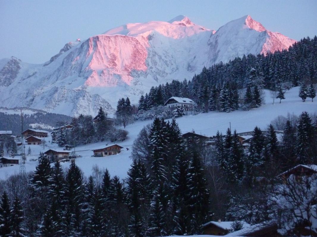 Location Vacances Chambre Dhtes La Ferme Du Mont Blanc