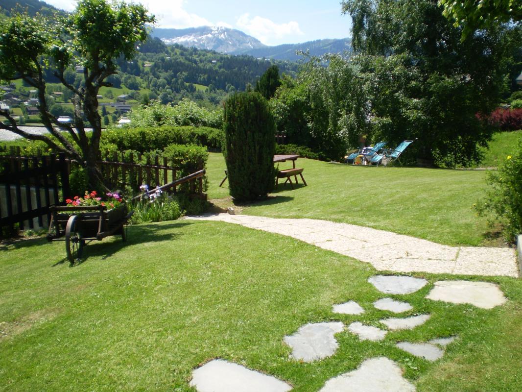 Location Vacances Gte Caprice Des Fontaines Megeve