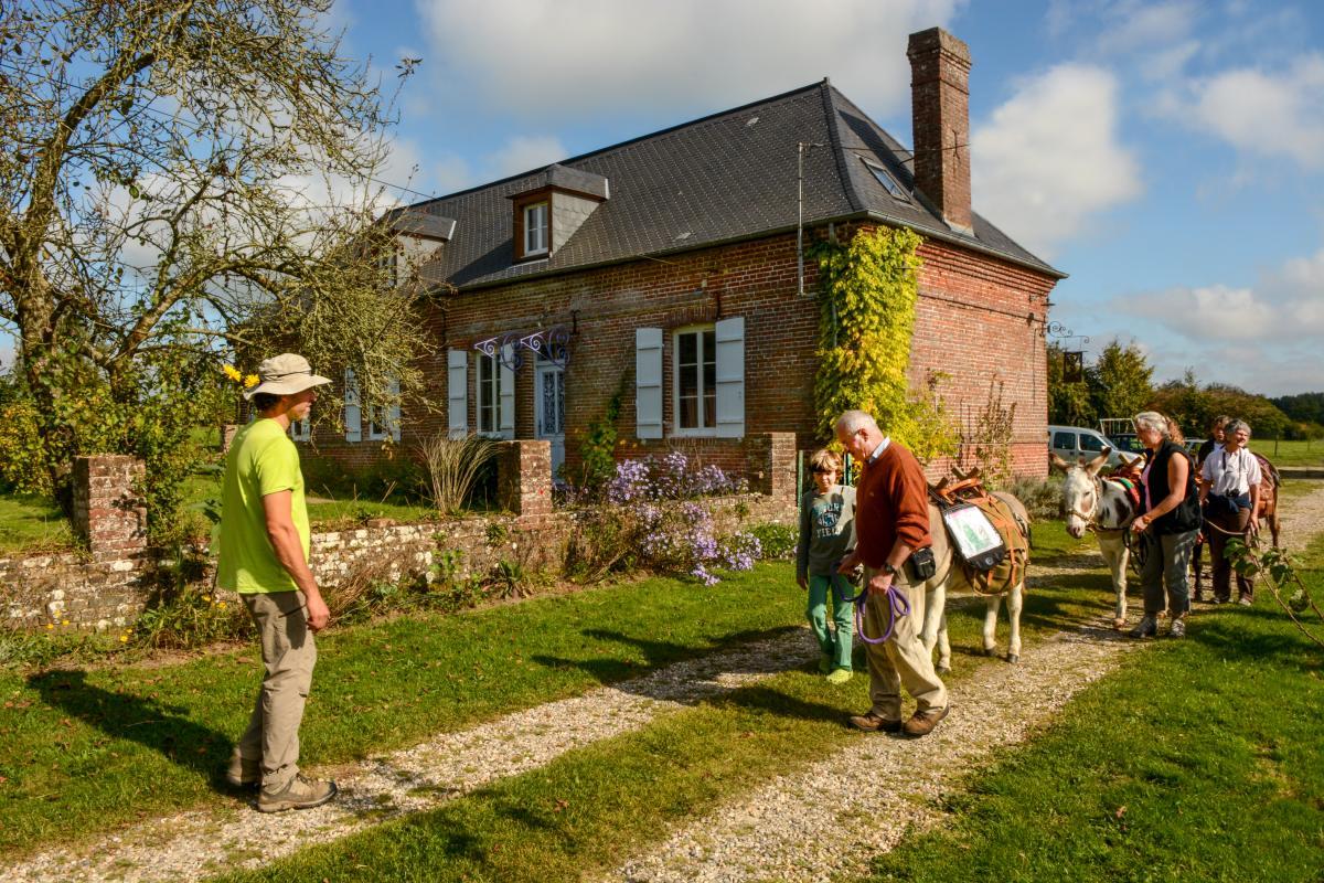 Bons Plans Vacances En Normandie Chambres DHtes Et Gtes