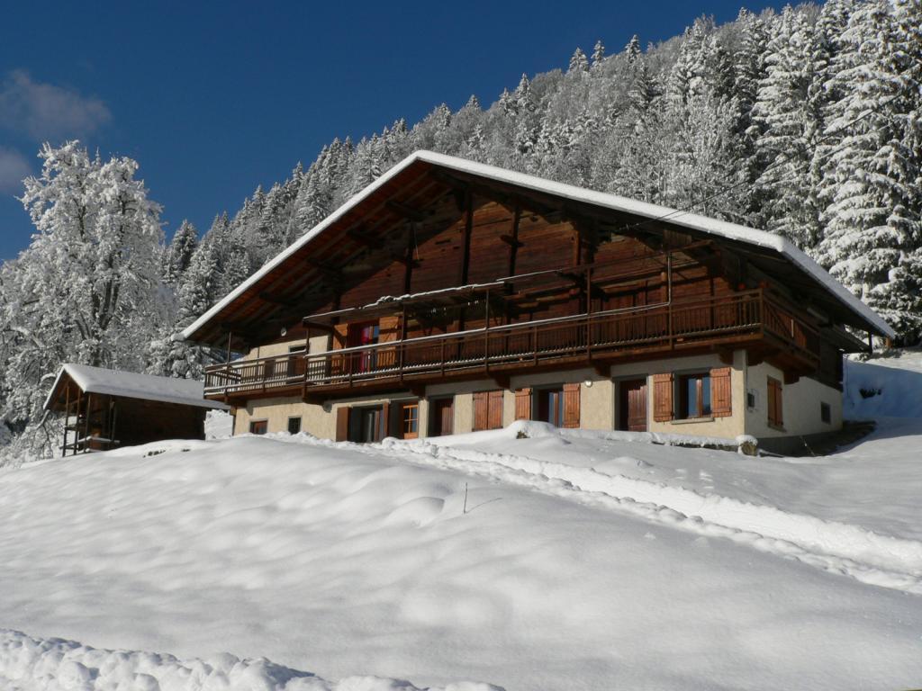 Maison chalet  Hauteluce Beaufortain chalet de montagne LC1436