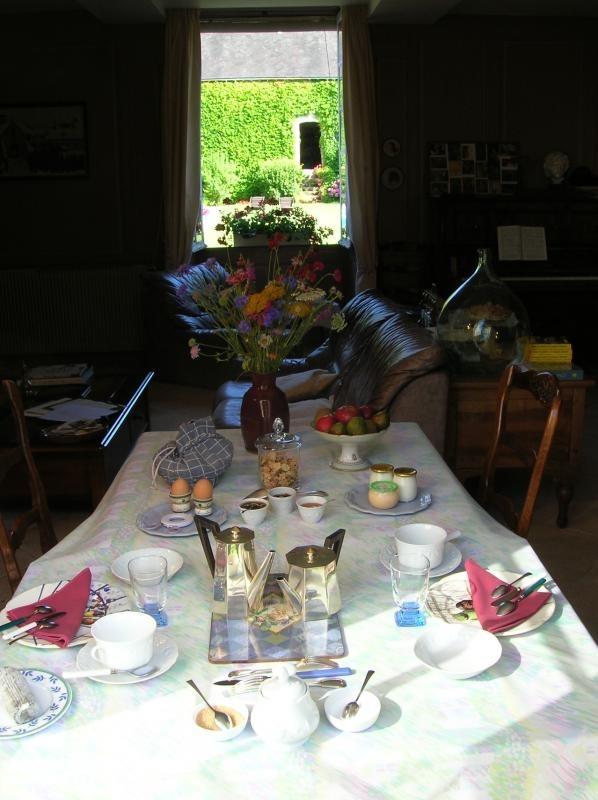 Chambre Dhtes N37G9721 La Varenne Chaveignes Gtes