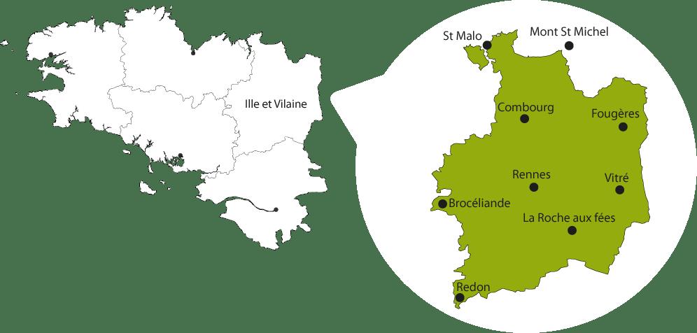 Gtes De France 35 Chambres Dhtes Et Location De