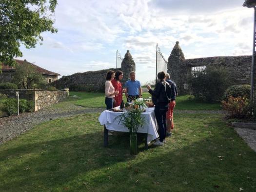 Tournage Sud Vendée Tourisme à La Bréjolière