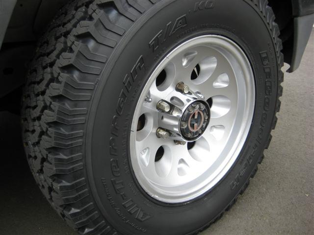 Isuzu Truck Tires