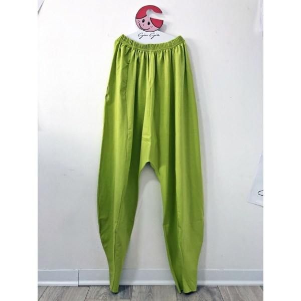 pantaloni donna oversize