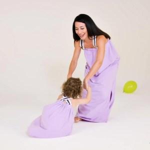 abito coordinato mamma e bimba