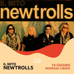 New Trolls in concerto ad Agliana