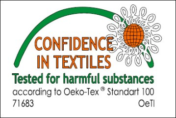 CONFIDENCE IN TEXTILES