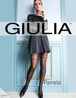 GIULIA PAMELA MODEL 1 combfix mintás harisnyanadrág