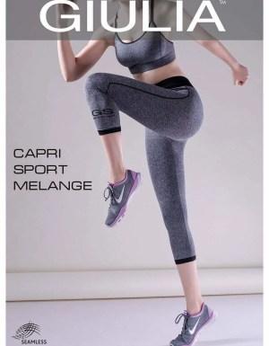 GIULIA CAPRI SPORT MELANGE MODEL 1 női edzőnadrág