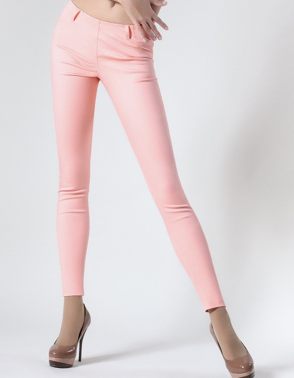 GIULIA LEGGY TONE MODEL 2 LIGHT PINK
