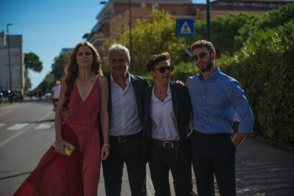 Domenico Procacci, Valentina Pedicini, Elena Cotta e Josafat Vagni