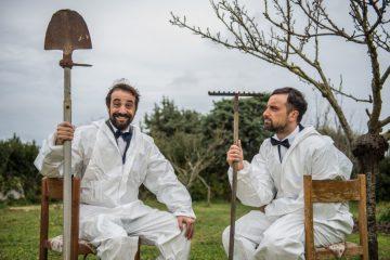 Michele Crestacci e Leonardo Fiaschi, 2017.