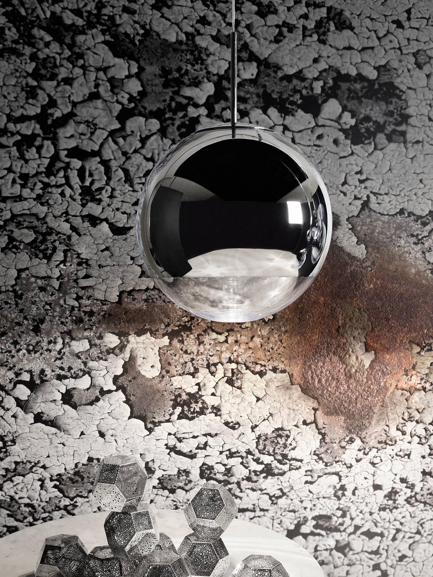 lights for elegant interiors mirror ball
