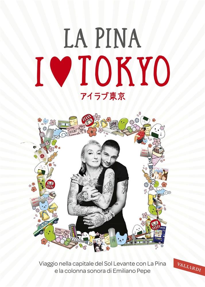 I love Tokyo, La Pina