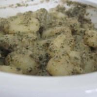 Gnocchi di patate al pesto di menta