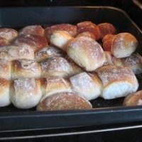 Pane di grano duro con pasta madre