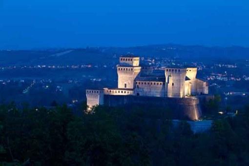Parmesan Castles
