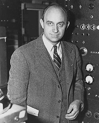 Enrico Fermi and the Via Panisperna Boys