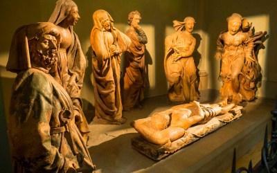 Santa Maria de la Vida a Bologna: la maravilla de la terracotta.