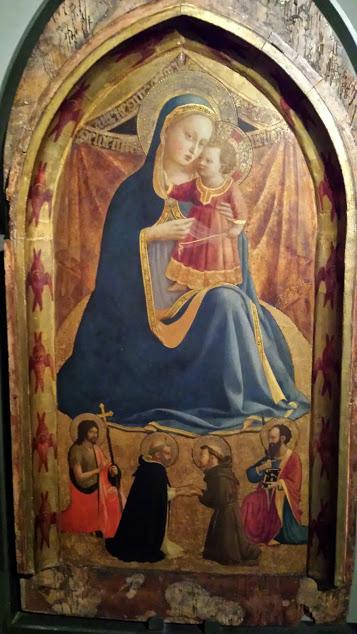 Visita guidata serale Teatro Farnese e Galleria Nazionale di Parma