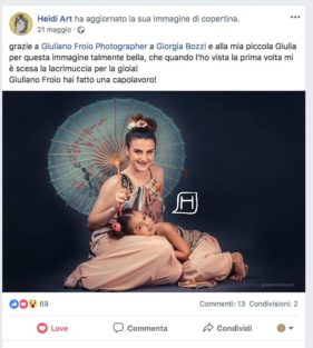 book fotografico per fashion blogger