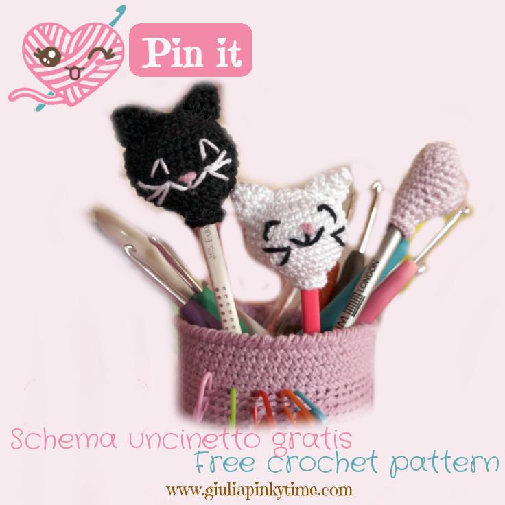 Salva lo schema sulla tua bacheca di Pinterest / Pin it to make it later!