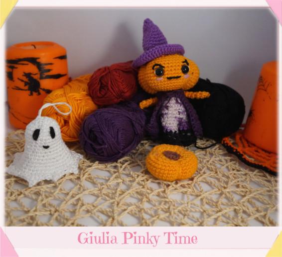 Filati e colori per Halloween