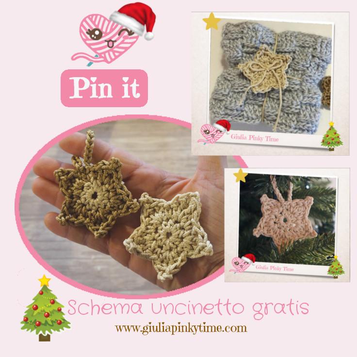 Salva la stella natalizia su Pinterest per farlo dopo