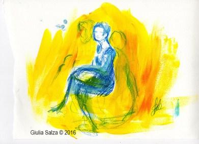 Lei nel giallo