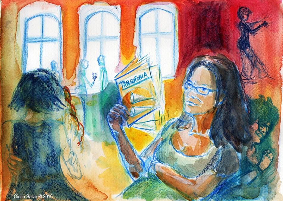 Tangomas: Praticare è un po' guarire