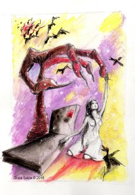 Alla tomba della madre - Cenerentola