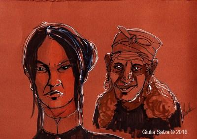 La madre e la strega - Mignolina