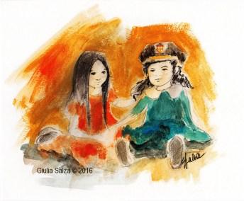 Irina e Sveva