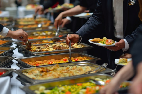 Dieta e Buffet, come gestirlo