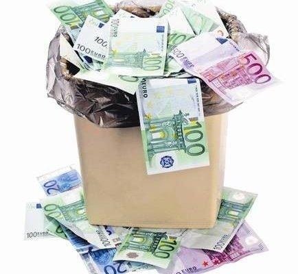 Il potere dei soldi (sprecati)