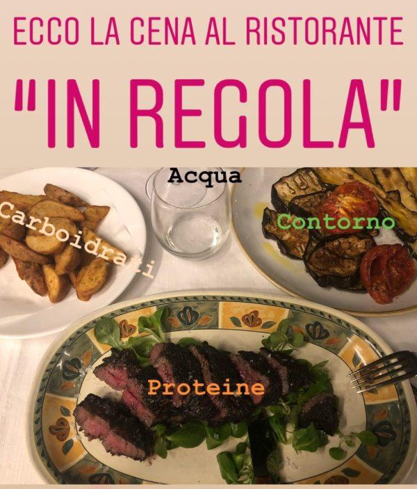 Dieta e ristorante: come si fa?