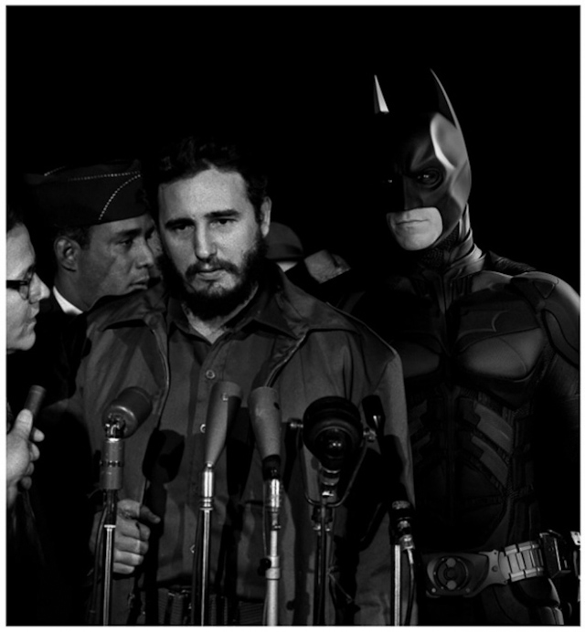 Fidel Castro - Superhistory by Agan Harahap