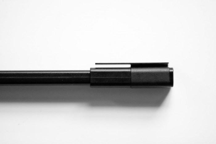 The Moleskine Roller Pen cap
