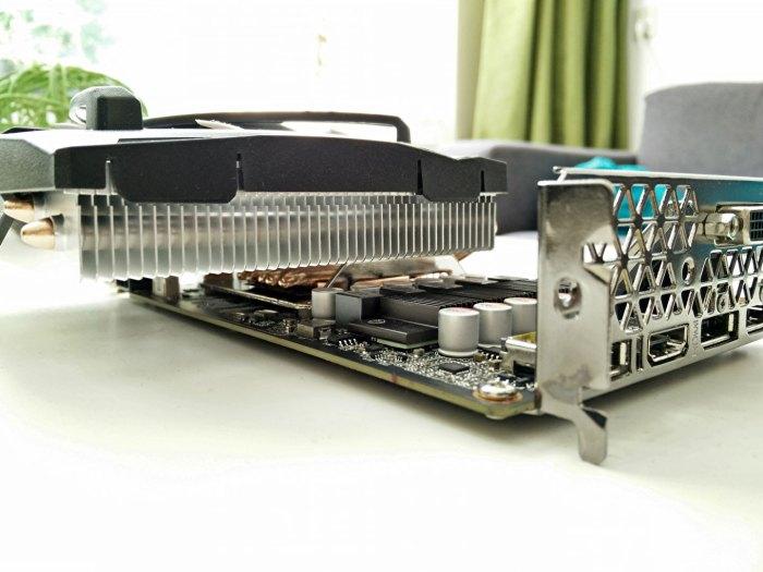Arctic MONO Plus on a Zotac GTX 1060 Mini 3GB