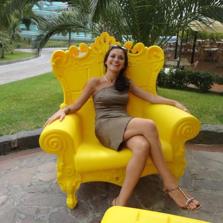 Giusella De Maria wedding writer