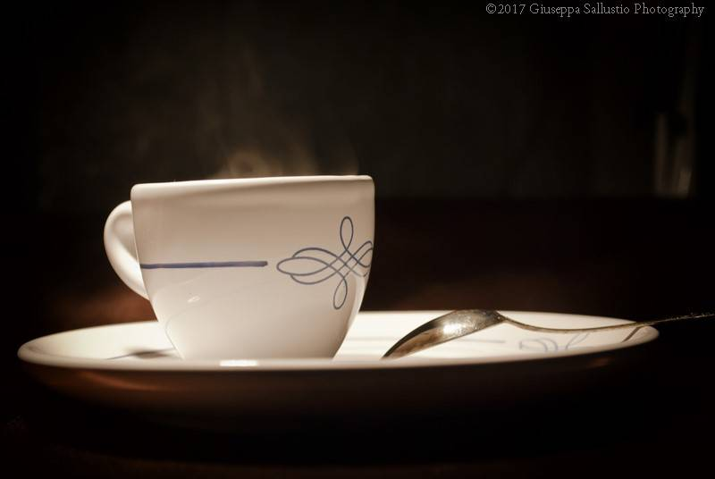 Giuseppa Sallustio Photography and Artisan Home Decor, high quality ceramics, tin-glazed majolica, coffee setting